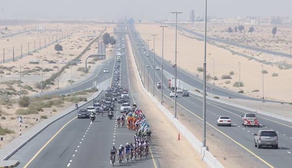 Tour of Dubai (ANSA - PERI, DAL ZENNARO)
