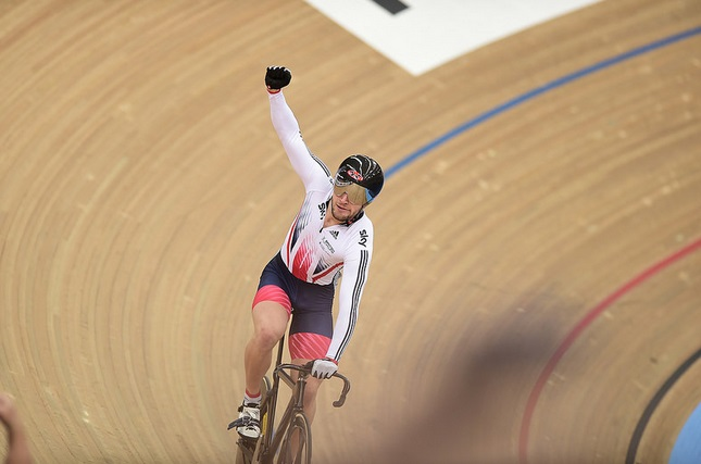 Jason Kenny (copyright British Cycling)