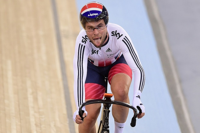Mark Cavendish (Copyright British Cycling)