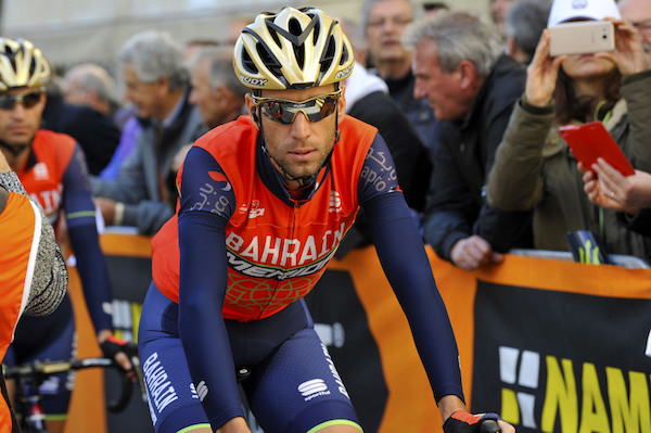 Tirreno Adriatico 2017 - 52th Edition - 2nd stage Camaiore - Pomarance 228 km - 09/03/2017 - Vincenzo Nibali (ITA - Bahrain - Merida) - photo Dario Belingheri/BettiniPhoto©2017