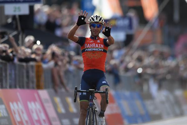 Vincenzo Nibali wins 2017 Il Lombardia (RCS Sport)